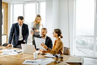 Principais vantagens do aluguel de sala de reunião