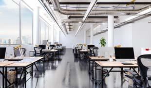Economize com o espaço compartilhado coworking