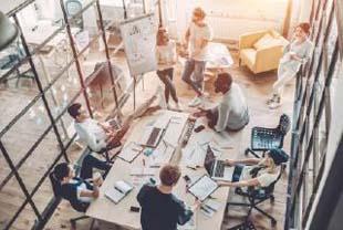 5 tipos de sala de reunião para alugar