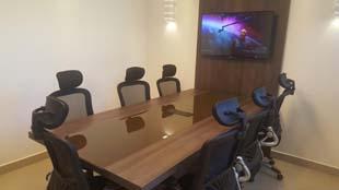 Para alugar sala de reunião fale com a Easy2work